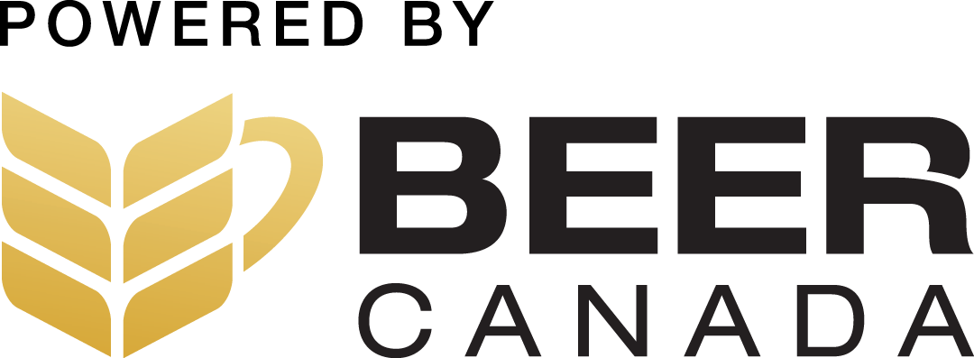 Powered By Beer Canada Logo