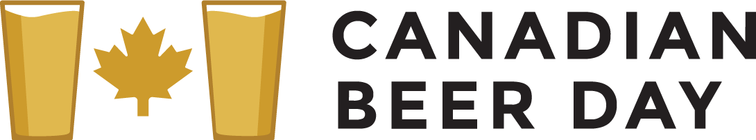 Canadian Beer Day Logo